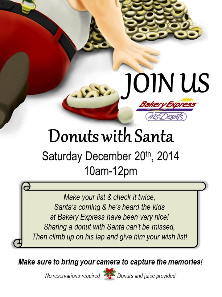 Donuts w Santa Flyer jpeg
